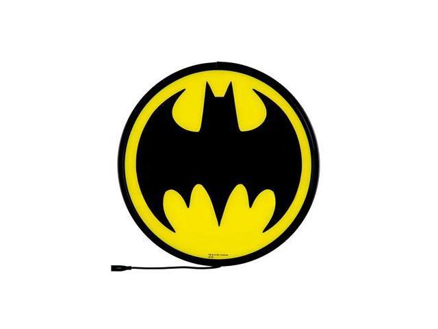 Batman signal globe wall light newegg batman signal globe wall light aloadofball Choice Image
