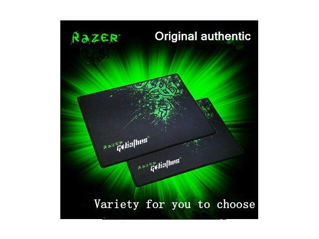 Razer gaming mouse pad 300*250*3mm locking edge mouse mat Control version  DOTA2,starcraft,league of legend - Newegg com