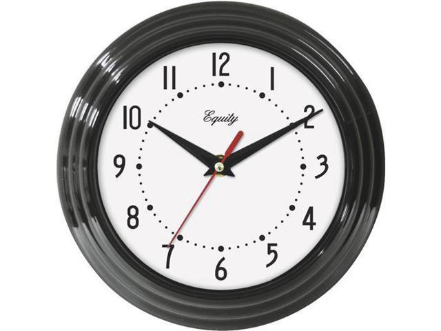 Lacrosse Technology Quartz Wall Clock 25013 Unit: EACH ...