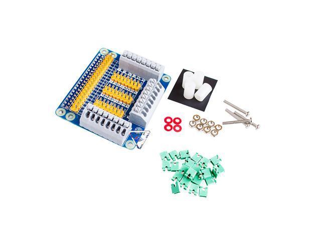 Raspberry Pi 3 Model B GPIO Expansion Board Multi-function Extension  Adapter Plate for Orange Pi Raspberry Pi 2 - Newegg com
