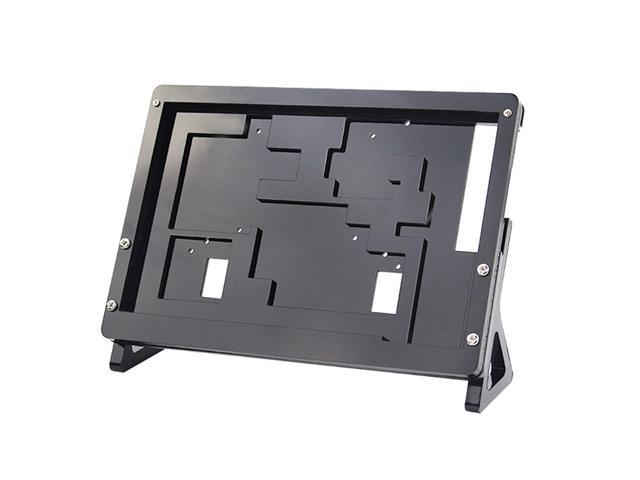 7 Inch LCD Case Raspberry Pi Display Monitor Support Holder Acrylic Housing  Bracket for Raspberry pi 3 - Black - Newegg com