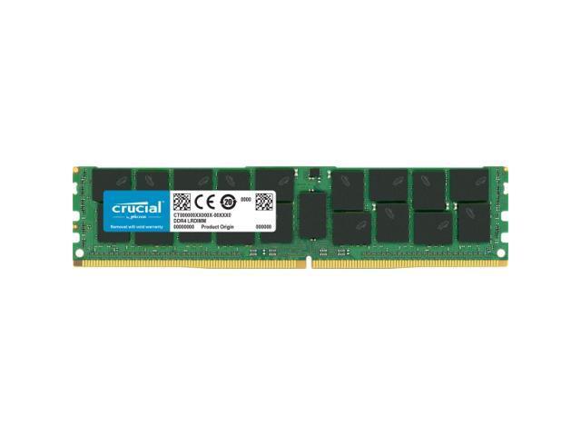 Samsung 64GB 2X32GB PC4-2400T-LR 4RX4 DDR4-2400Mhz 288Pin REG Server Memory Ram