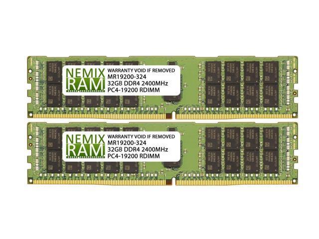 NEMIX RAM MEM-DR432L-SV01-ER24 32GB Memory for Supermicro