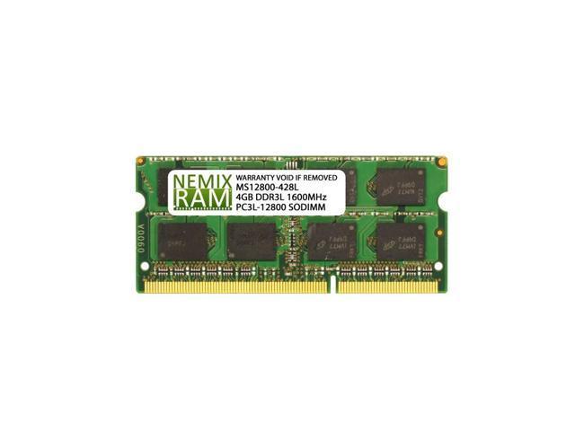 4GB SODIMM Asus X550CC X550DP X550VC X55C X55CR X55VD X750JB X75A Ram Memory