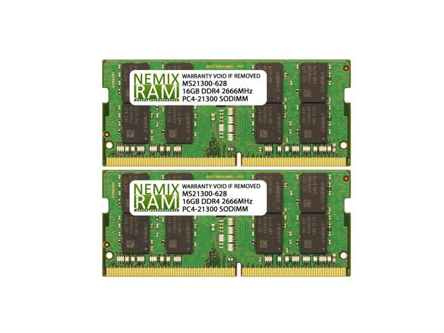 32GB 2X16GB NEMIX RAM Memory for Apple Mac mini 2018 - Newegg com