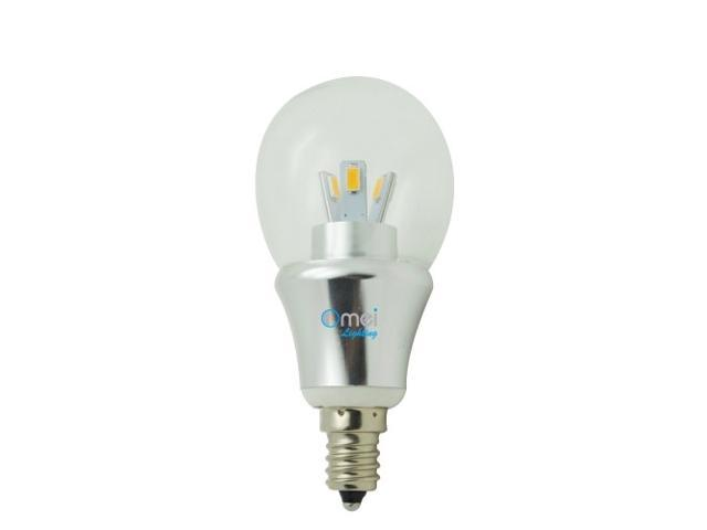 Led Bulb E12 200 Lumen Chandelier Clear 3 0 Watts Small Light