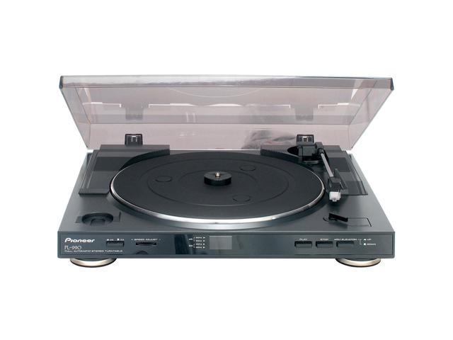 Pioneer PL990 Automatic Stereo Turntable Music Spindle Rotation Built Phono  Equalizer - Newegg ca