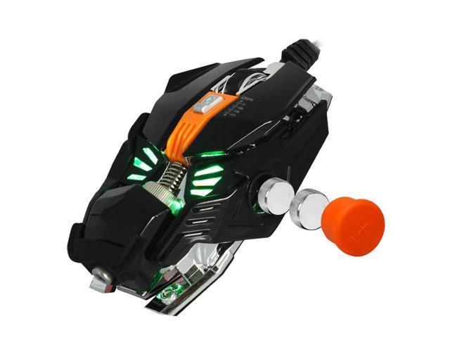 SELCNG Metal Macro Programming Mechanical Gaming Mouse