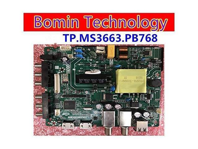 Bomin Technology for K-LED32HDBT2 Motherboard TP.MS3663.PB7 Logic Board