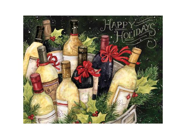 Lang Boxed Christmas Cards 2020 Lang Companies, Holiday Spirits Boxed Christmas Cards   Newegg.com