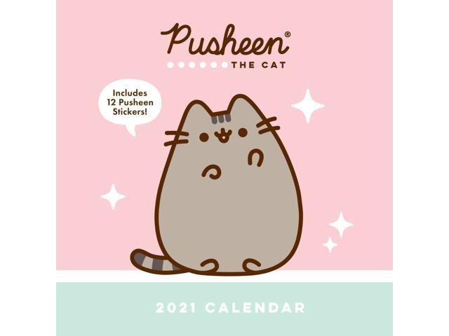 Pusheen 2020 Calendar