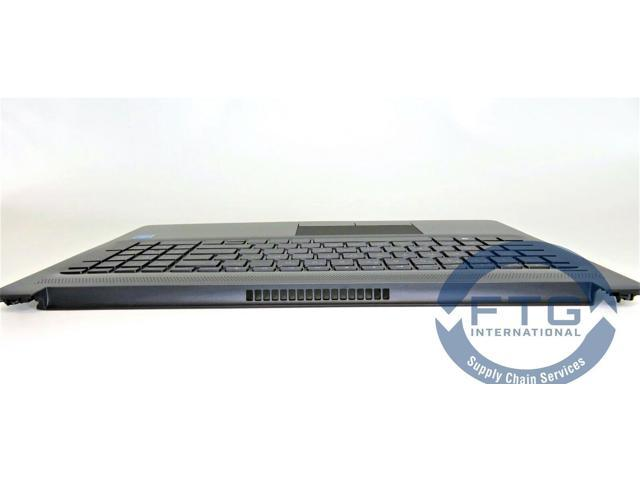 753296-001 TOP COVER W//KB FLR US 747142-001