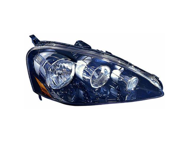 Acura RSX Passenger Side Right Headlight Lens And Housing - 2006 acura rsx headlights