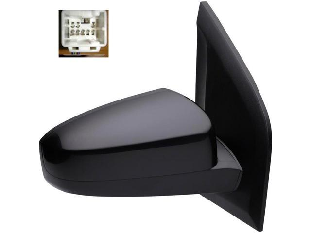 2007 nissan sentra driver side mirror