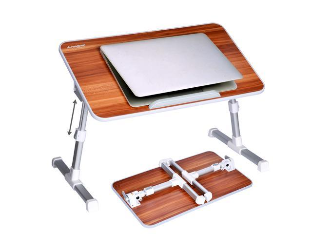 Avantree Quality Adjule Laptop Table Bed Portable Standing Desk Foldable Sofa Breakfast Tray