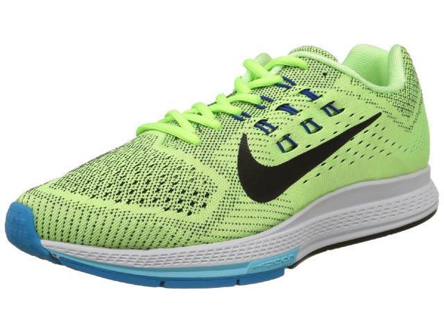best website 52271 3e977 Nike Men's Air Zoom Structure 18 Running Shoes-Ghost Green/Black/Blue  Lagoon-11 - Newegg.com