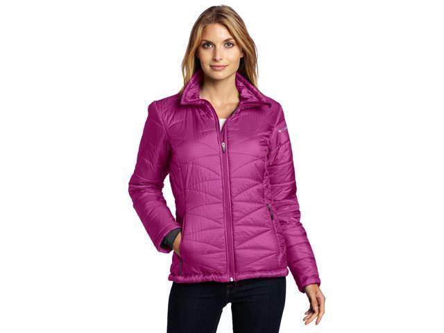 9fec1ee0cf16 Columbia Women s Morning Light Insulated Omni-Heat Jacket-Pink-Small