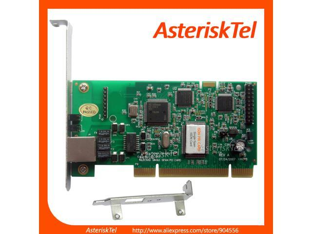 1 Port T1 Board TE122P Asterisk Card PCI T1 Card ISDN PRI  Card,Issabel,AsteriskNow,Freepbx,ISDN digital board,TE112,te110p For Phone  System,VoIP PBX