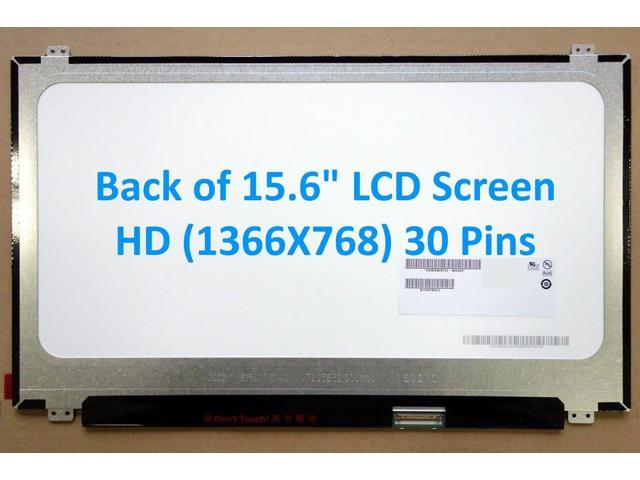 "HP 15-af131dx 15-af135nr LCD Screen Replacement for 15.6/"" LED Display 30 pins"