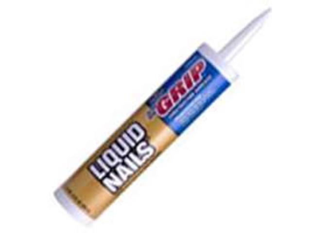 Liquid Nails LN-990 Ultra Quick Grip Construction Adhesive, 10 Oz ...