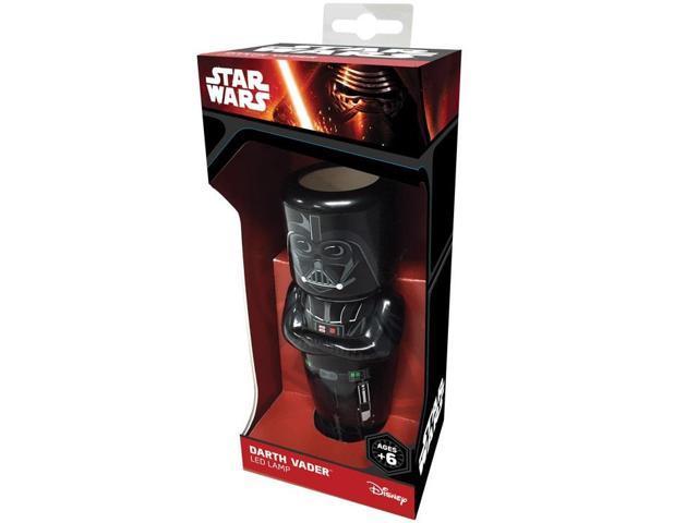 Lego Star Wars Stt6 Darth Vader Desk Lamp 5 5 Lumens Newegg Com