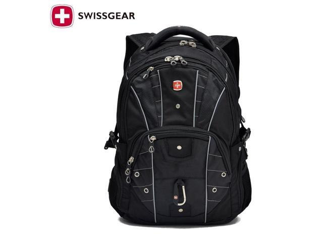 Swiss Gear Waterproof Multifunctional Men Travel backpack Knapsack ... 9006c7248dd3a