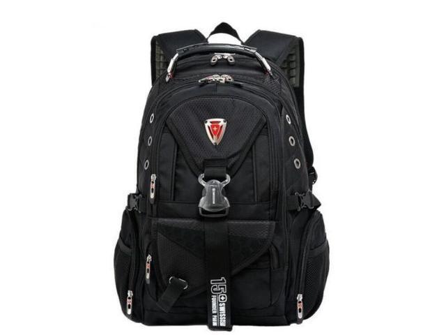 Wenger Swissgear 15 6 Travel Bags Macbook Laptop Hiking Backpack Student Bag