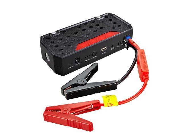 673ea6603ed Bolt Power G06 Portable Car Battery Jump Starter 600 AMP Peak and Power  Bank with 16500mAh