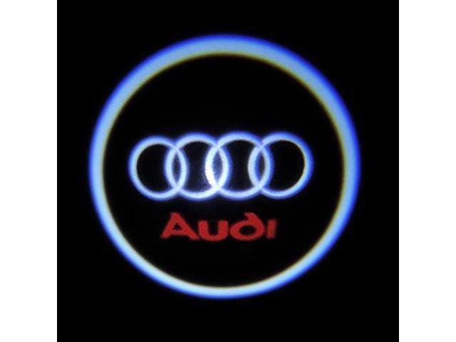 3w 4th generation car logo led ghost shadow light laser