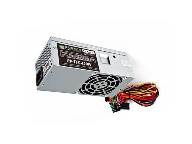 Slimline Power Supply Upgrade For Sff Desktop Computer Fits Hp Pavilion S5000 S5100br