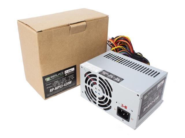 NEW CPU System Cooler Fan for Dell Dimension B110 1100 2400 3000 4600 8250 8300