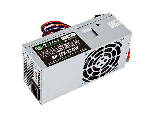 Replacement Power Supply for HP Pavilion Slimline S5000 Upgrade SFF 320w -  Newegg com