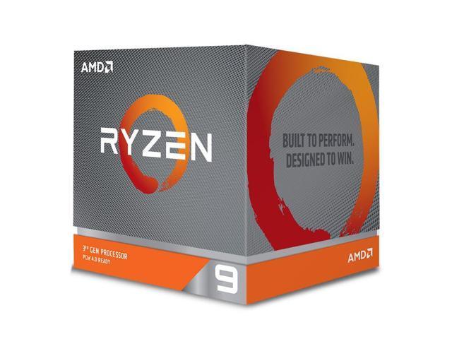 AMD Ryzen 9 3900X Matisse 12-Core 3.8 GHz Socket AM4 105W 100-100000023BOX Desktop Processor
