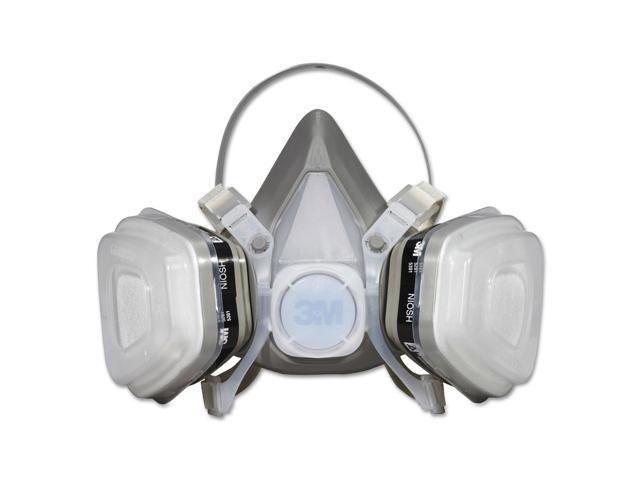 Dual Cartridge Respirator Assembly 52P71, Organic Vapor/P95, Medium -  Newegg com