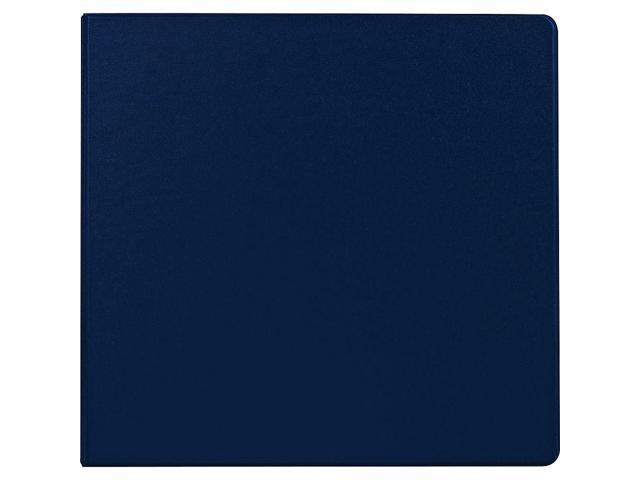 Staples Standard 4-Inch D 3-Ring Binder Blue 976167 26320