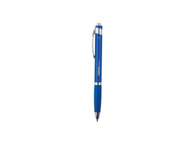 Staples REVU RETR BP PEN 1.2 BLUE 12PK 2497851