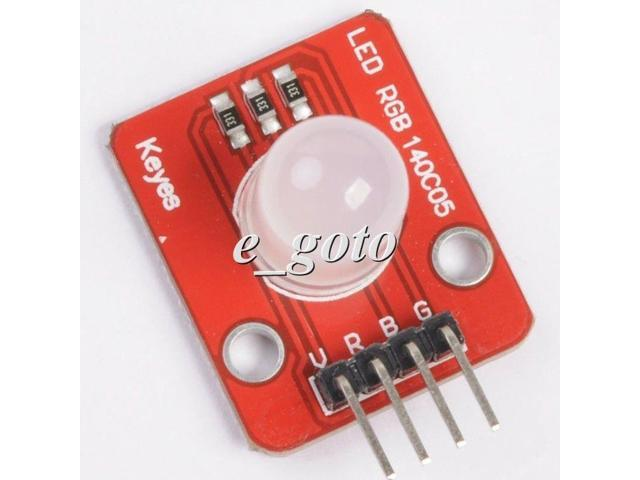 10MM RGB LED Module Light Emitting Diode for Arduino Raspberry pi STM32 ARM  - Newegg com