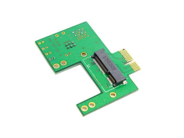 Mini-PCI-Express 52-Pin Network Riser Adapter Converter Card for Laptop