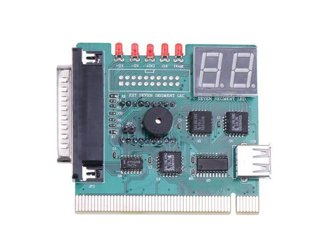 81200a3e5b7a LPT 25Pin / PCI Motherboard Diagnostic Card 2 Digit Analyzer Tester POST  Card for PC / Parallel Port of Laptop - Newegg.ca