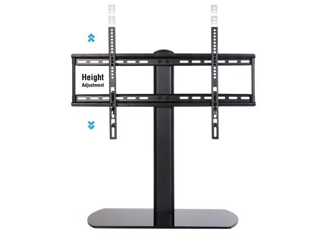 Fitueyes Universal Tv Stand Pedestal Base Wall Mount For 32 65