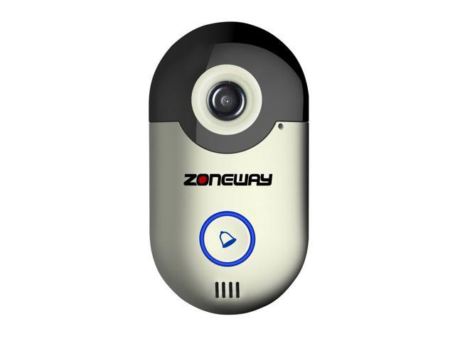 2015 New Wireless Video Doorbell Camera P2P Remote Access APP for iOS and  Android Phone Two way Audio Support Motion Detection Remote Viewing from