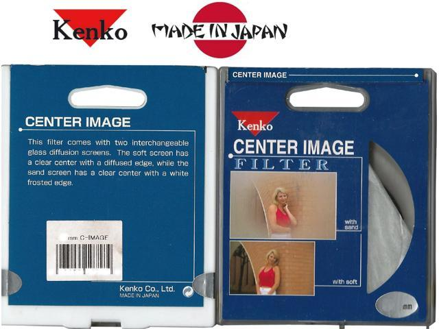 Kenko Japan 62mm Center Image Soft Sand Interchangeable Filter For 62 Mm Camera Camcorder Newegg Com