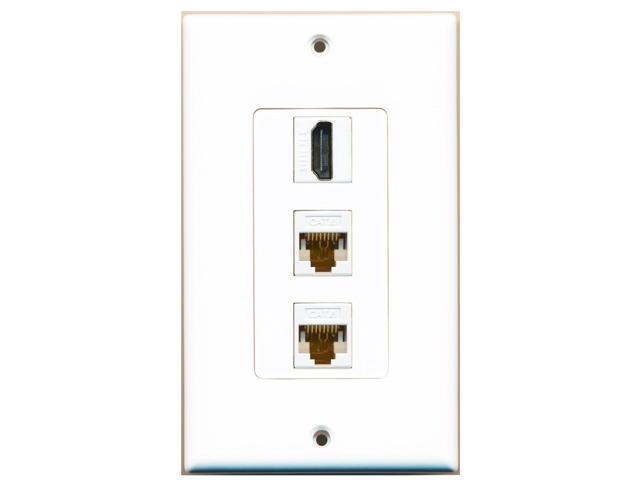 Port Bnc And 1 Cat6 Ethernet