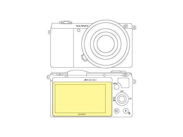Martin Fields Overlay Plus Screen Protector (Sony A5000) - Newegg com
