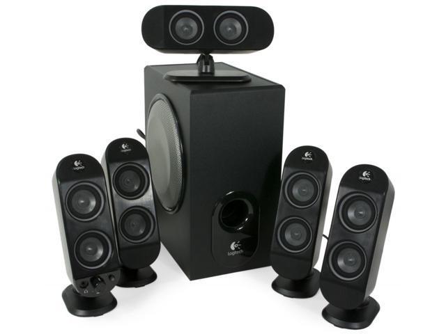 Logitech new speakers : Bars in cambridge md