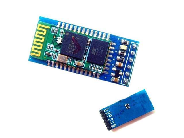 TinkSky HC-05 30ft Wireless Bluetooth RF Transceiver Module RS232 Serial  TTL for Arduino - Newegg com