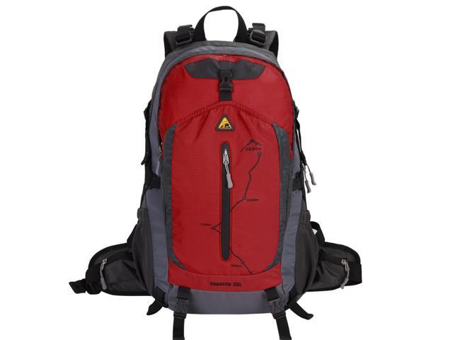 f5b94c3f9815 Kimlee Water Repellent Backpacker Hiking Backpacks Men Camping Backpack  Light Suspension System - Newegg.com