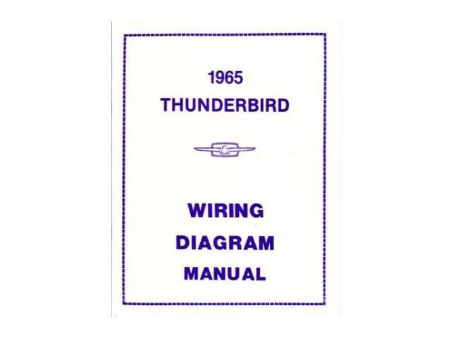 Catalina Wiring Diagram On 1965 Ford Thunderbird Wiring Diagrams