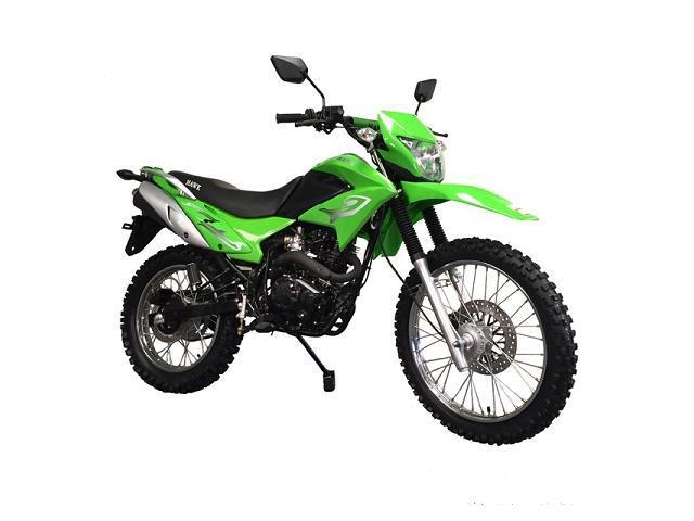 Hawk Dual Sports Enduro 250CC Street Legal Dirt Bike - Newegg com