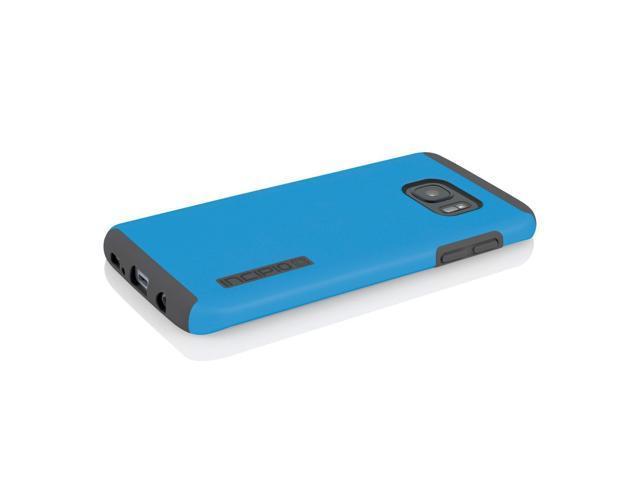 quality design c5e41 750ec Incipio DualPro Impact-Absorbing Case for Samsung Galaxy S7 Edge -  Blue/Gray - Newegg.ca
